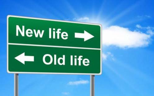 New-life - Old-life