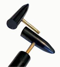 Schungite-cones 12-16mm